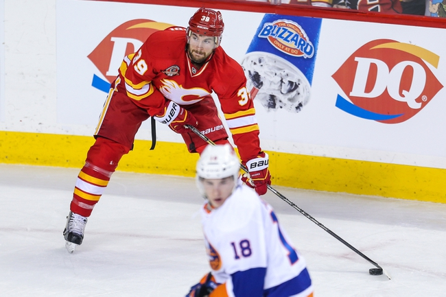 Calgary Flames vs. New York Islanders - 1/2/15 NHL Pick, Odds, and Prediction