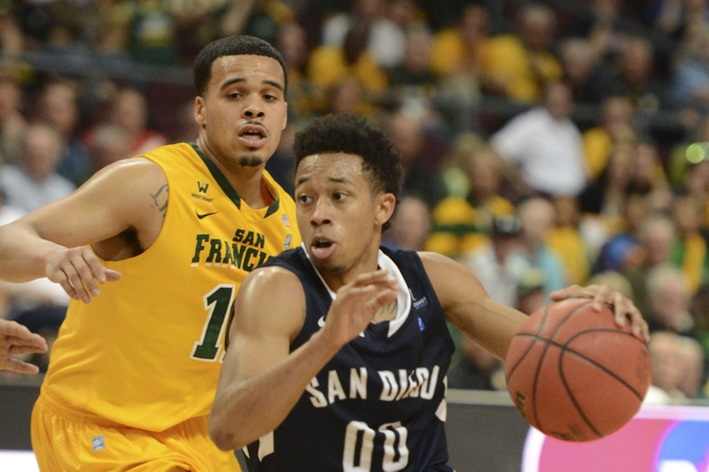 San Francisco Dons vs. San Diego Toreros - 1/1/15 College Basketball Pick, Odds, and Prediction