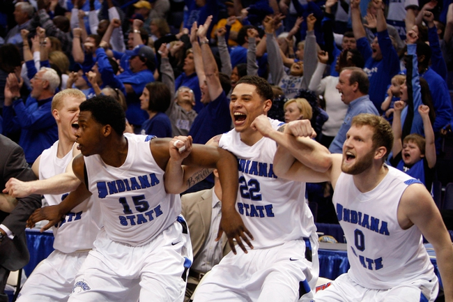Southern Illinois Salukis vs. Indiana State Sycamores - 1/10/15 College Basketball Pick, Odds, and Prediction