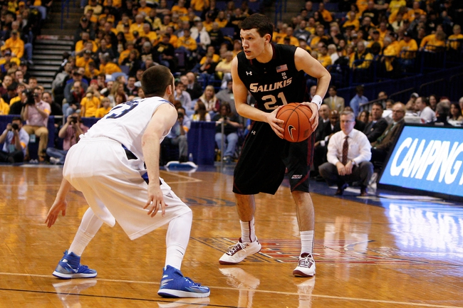 Southern Illinois Salukis vs. Missouri State Bears - 12/31/14 College Basketball Pick, Odds, and Prediction
