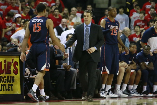 Virginia Cavaliers vs. South Carolina State Bulldogs - 11/18/14 College Basketball Pick, Odds, and Prediction