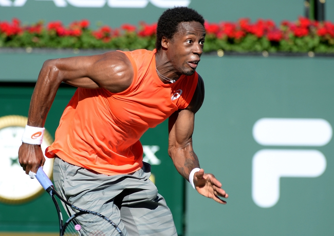 Guillermo Garcia-Lopez vs. Gael Monfils French Open Pick, Odds, Prediction - 6/2/14
