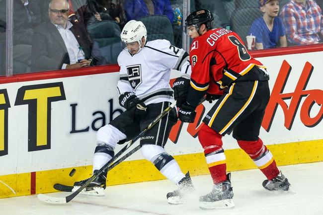 Calgary Flames vs. Los Angeles Kings Pick-Odds-Prediction - 4/9/14
