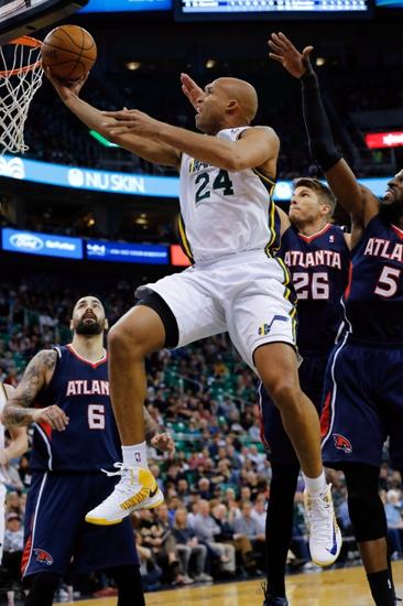Atlanta Hawks vs. Utah Jazz - 11/12/14 NBA Pick, Odds, and Prediction