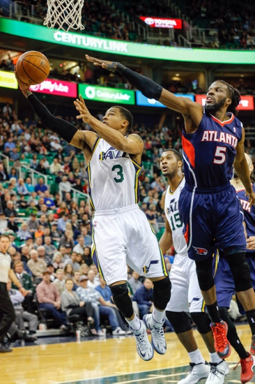 Utah Jazz vs. Atlanta Hawks - 1/2/15 NBA Pick, Odds, and Prediction