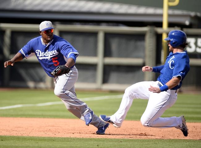 Kansas City Royals vs. Los Angeles Dodgers MLB Pick, Odds, Prediction 6/23/14
