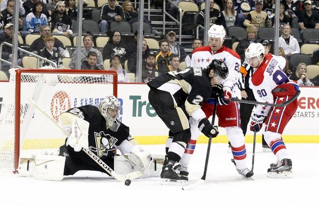 Penguins vs. Capitals - 12/27/14 NHL Pick, Odds, and Prediction