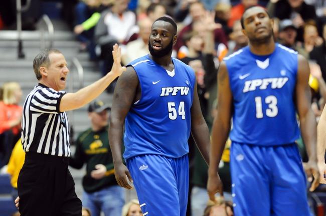 IUPU Fort Wayne vs. South Dakota - 3/8/15 Summit Quarterfinal Pick, Odds, and Prediction