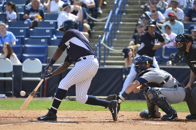 New York Yankees vs. Detroit Tigers MLB Pick, Odds, Prediction - 8/4/14