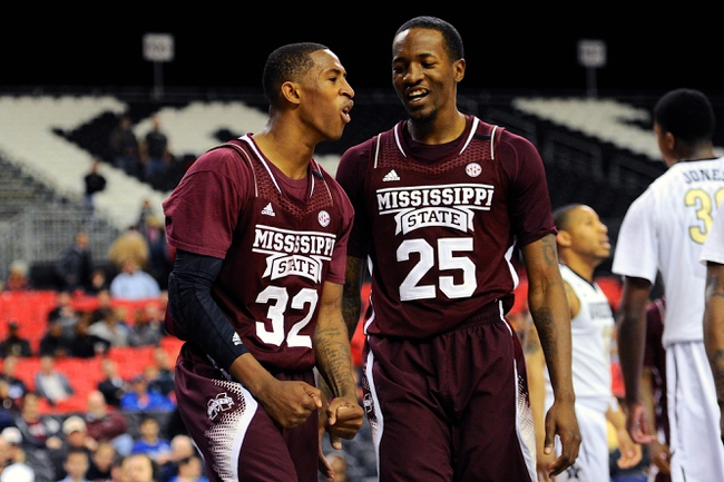 Mississippi State vs. Western Carolina - 11/14/14 College Basketball Pick, Odds, and Prediction