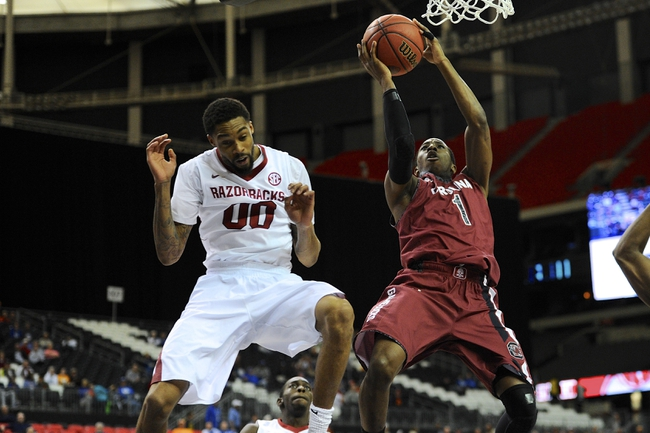 Arkansas vs. South Carolina - 2/3/15 College Basketball Pick, Odds, and Prediction