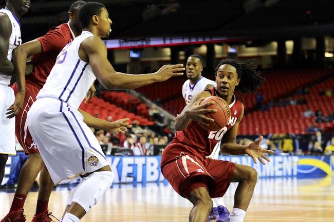 Alabama vs. South Florida - 12/2/14 College Basketball Pick, Odds, and Prediction