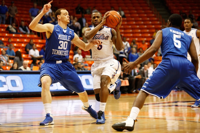 Southern Miss vs. Middle Tennessee - 1/15/15 College Basketball Pick, Odds, and Prediction