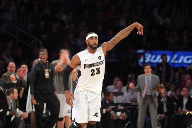 Providence vs. Albany - 11/15/14 College Basketball Pick, Odds, and Prediction