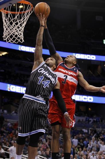 Orlando Magic vs. Washington Wizards - 4/11/14