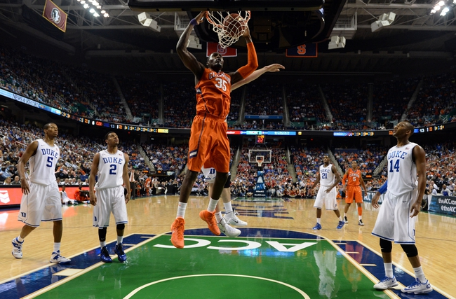Clemson vs. Rutgers - 12/1/14 College Basketball Pick, Odds, and Prediction