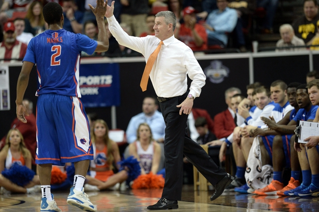 San Diego vs. Boise State - 11/14/14 College Basketball Pick, Odds, and Prediction
