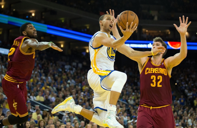 Golden State Warriors vs. Cleveland Cavaliers - 1/9/15 NBA Pick, Odds, and Prediction