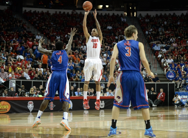 Boise State Broncos vs. New Mexico Lobos - 2/24/15 College Basketball Pick, Odds, and Prediction