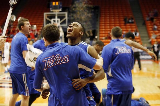 Oral Roberts vs. Tulsa - 11/15/14 College Basketball Pick, Odds, and Prediction