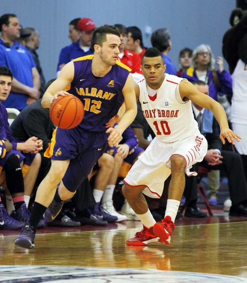Albany vs. Stony Brook America East Championship - 3/14/15 College Basketball Pick, Odds, and Prediction