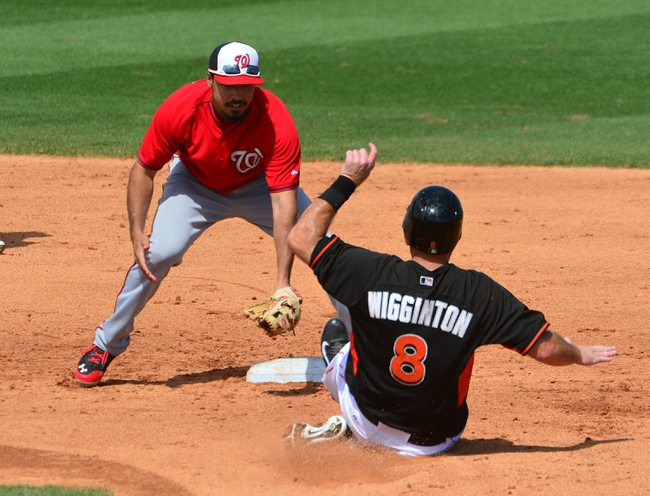 Washington Nationals vs. Miami Marlins Pick-Odds-Prediction - 4/8/14