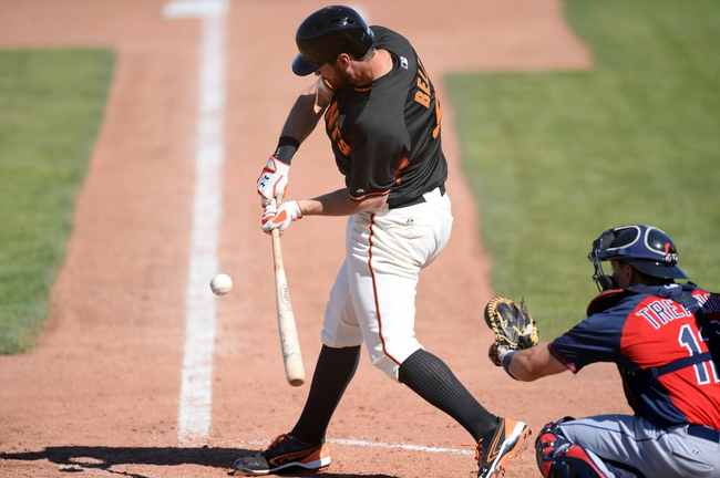 San Francisco Giants vs. Cleveland Indians MLB Pick, Odds, Prediction - 4/26/14