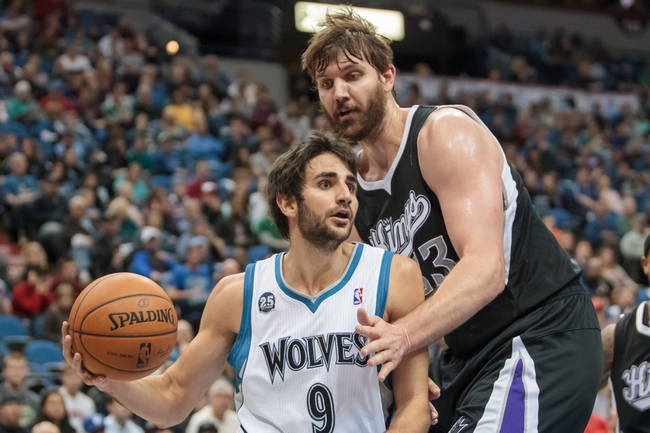 Sacramento Kings vs. Minnesota Timberwolves - 4/13/14