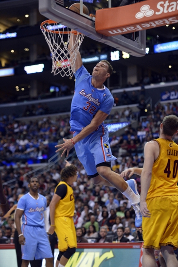 Los Angeles Clippers vs. Cleveland Cavaliers - 1/16/15 NBA Pick, Odds, and Prediction