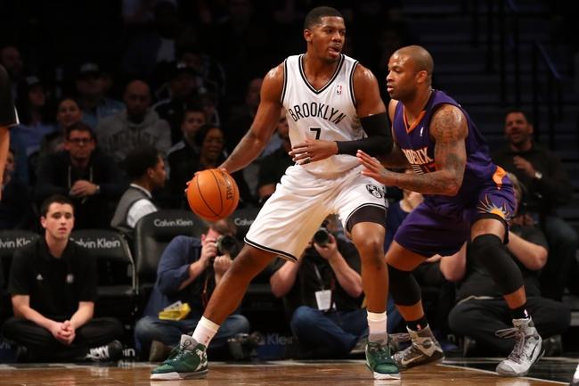Phoenix Suns vs. Brooklyn Nets - 11/12/14 NBA Pick, Odds, and Prediction