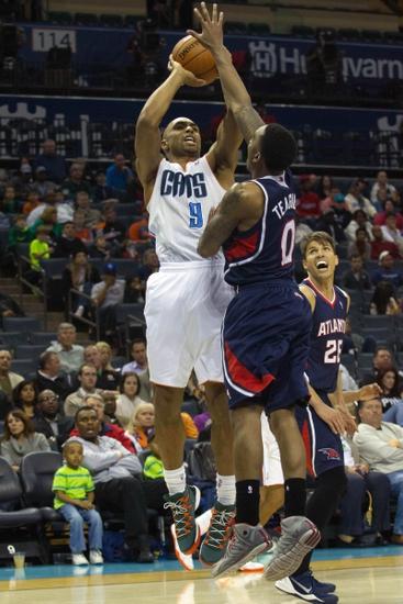 Atlanta Hawks vs. Charlotte Bobcats - 4/14/14