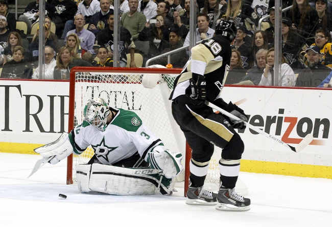 Pittsburgh Penguins vs. Dallas Stars - 10/16/14