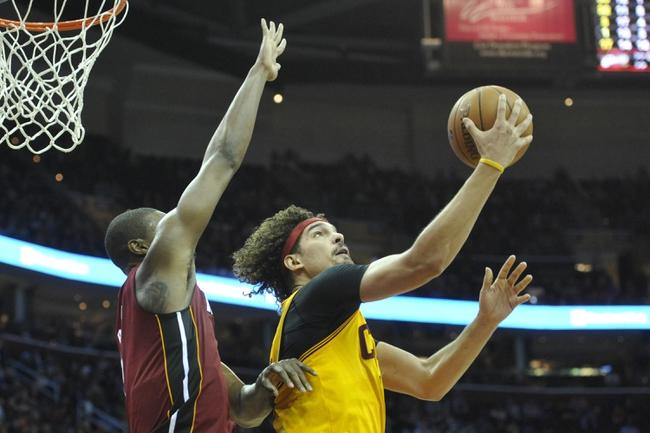Miami Heat vs. Cleveland Cavaliers - 10/11/14 NBA Preseason Pick, Odds, Prediction