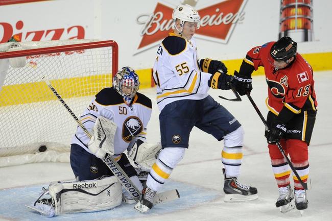 Sabres vs. Flames - 12/11/14 NHL Pick, Odds, and Prediction