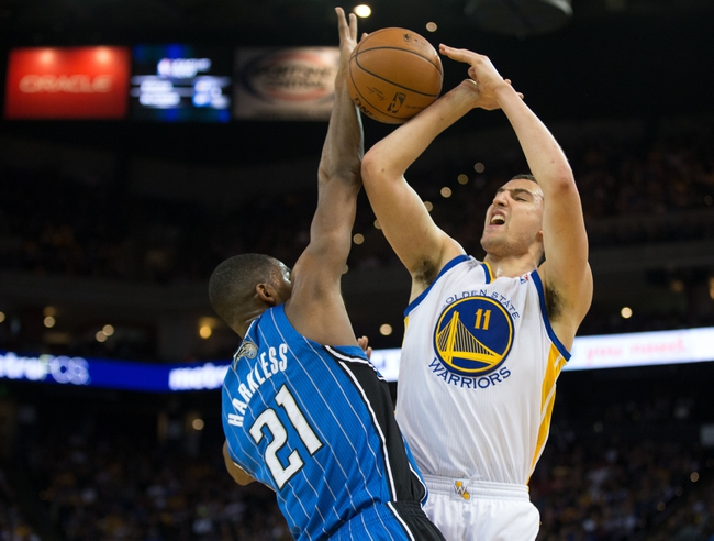 Orlando Magic vs. Golden State Warriors - 11/26/14 NBA Pick, Odds, and Prediction