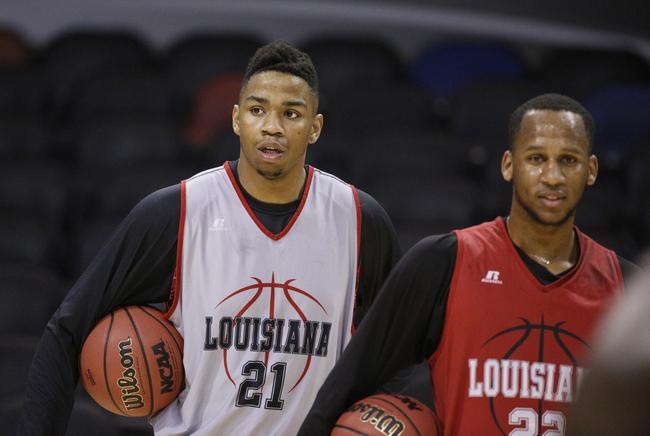 Louisiana-Lafayette vs. Louisiana Tech - 12/10/14 College Basketball Pick, Odds, and Prediction