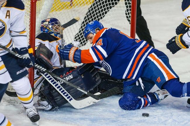 Buffalo Sabres vs. Edmonton Oilers - 11/7/14 NHL Pick, Odds, and Prediction