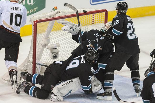 Anaheim Ducks vs. San Jose Sharks Pick-Odds-Prediction - 4/9/14