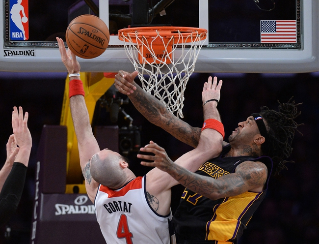 Wizards vs. Lakers - 12/3/14 NBA Pick, Odds, and Prediction