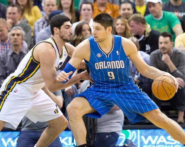 Utah Jazz vs. Orlando Magic - 12/5/14 NBA Pick, Odds, and Prediction