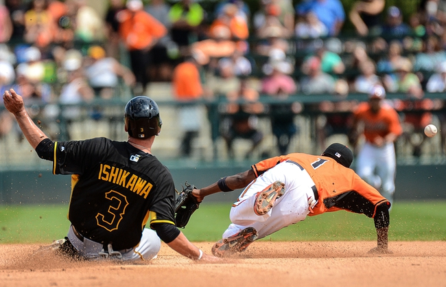 Baltimore Orioles vs. Pittsburgh Pirates MLB Pick, Odds, Prediction - 4/30/14