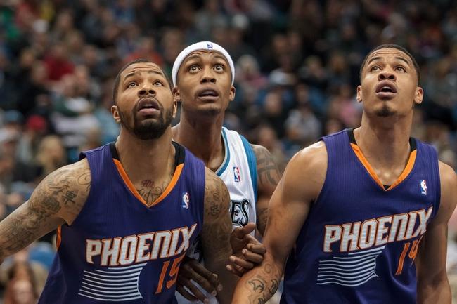 Minnesota Timberwolves vs. Phoenix Suns - 1/7/15 NBA Pick, Odds, and Prediction