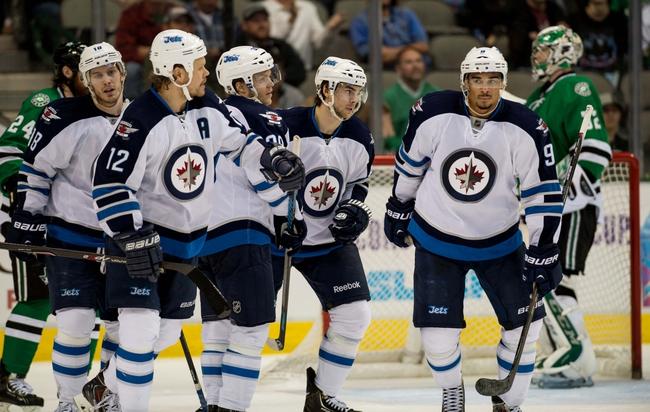 Dallas Stars vs. Winnipeg Jets - 12/9/14 NHL Pick, Odds, and Prediction