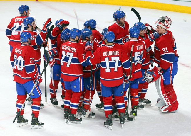 Buffalo Sabres vs. Montreal Canadiens - 11/5/14 NHL Pick, Odds, and Prediction