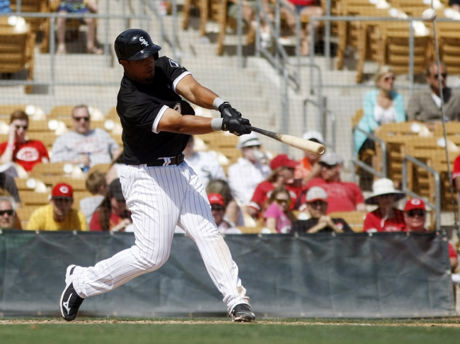 Chicago White Sox vs. Cincinnati Reds - 5/8/15 MLB Pick, Odds, and Prediction