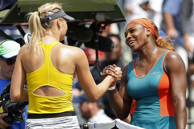 Serena Williams vs. Maria Sharapova 2015 Wimbledon Tennis Pick, Odds, Prediction