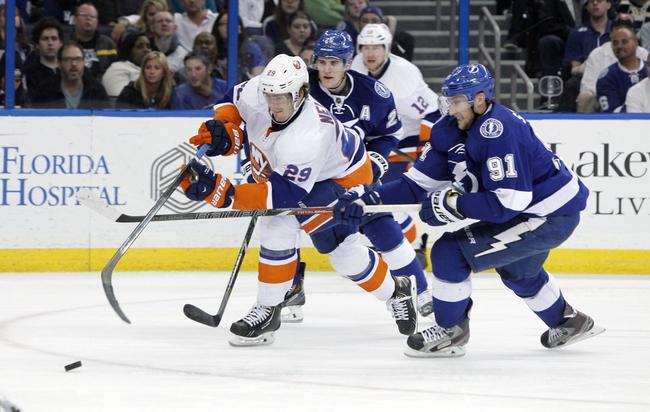 Lightning vs. Islanders - 11/15/14 NHL Pick, Odds, and Prediction