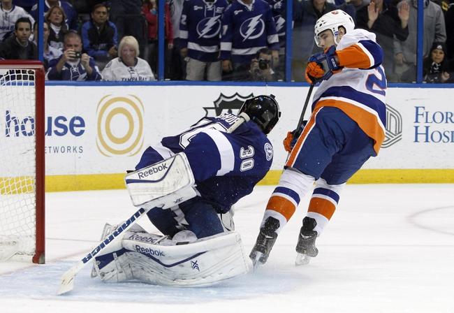 Tampa Bay Lightning vs. New York Islanders - 11/15/14 NHL Pick, Odds, and Prediction