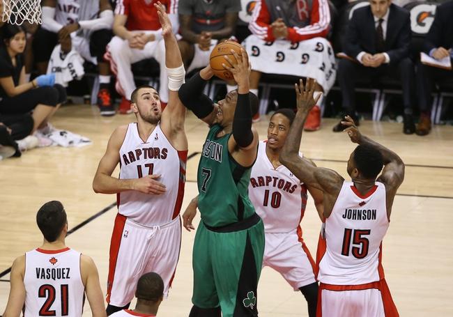 Toronto Raptors vs. Boston Celtics - 10/10/14 NBA Preseason Pick, Odds, Prediction