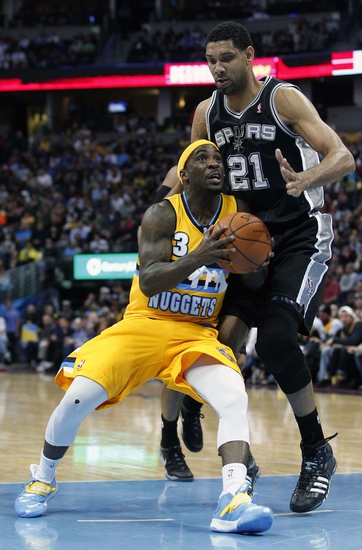 Denver Nuggets vs. San Antonio Spurs - 12/14/14 NBA Pick, Odds, and Prediction